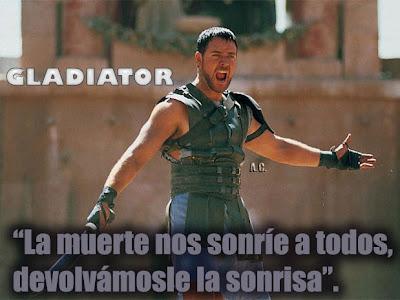 """Frases de Cine: """"Gladiator"""""""