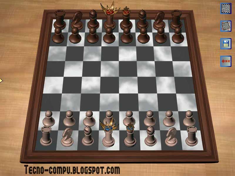 descargar juego de ajedrez para windows 7