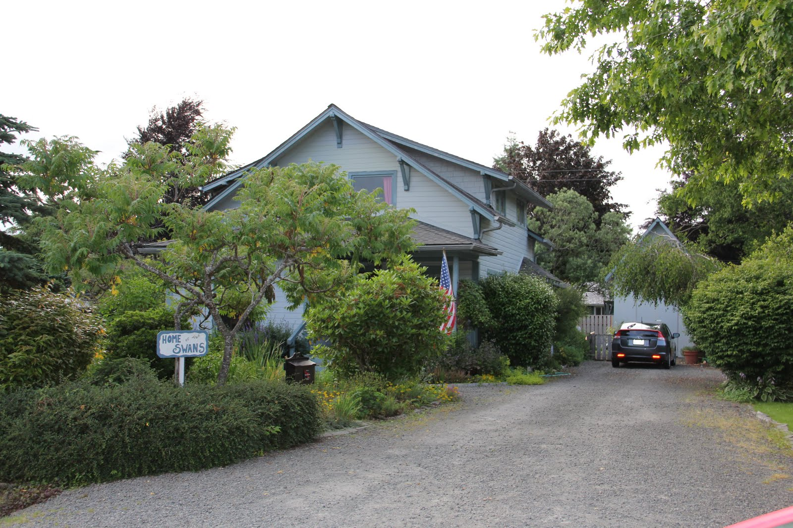 Forks Washington Cullen House Simple Cool Mg F By