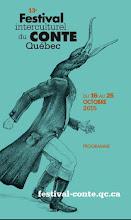 13e Festival interculturel du conte du Québec