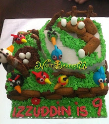 Labuan Cake  - Special Theme