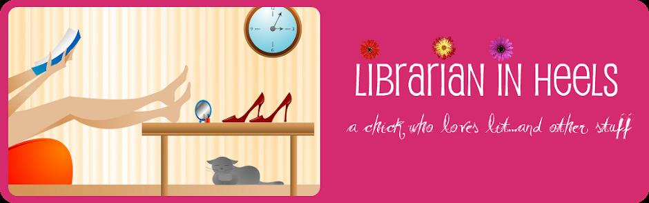 Librarian in Heels