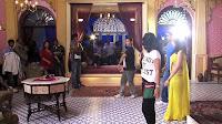 Tamanna Bhatia himmatwala movie set 14.jpg