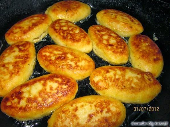 Котлет из картошки рецепт с пошагово