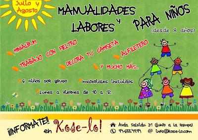 Manualidades y Labores para Niños