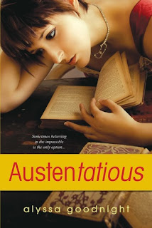 {Book Review} Austen-tatious by Alyssa Goodnigt