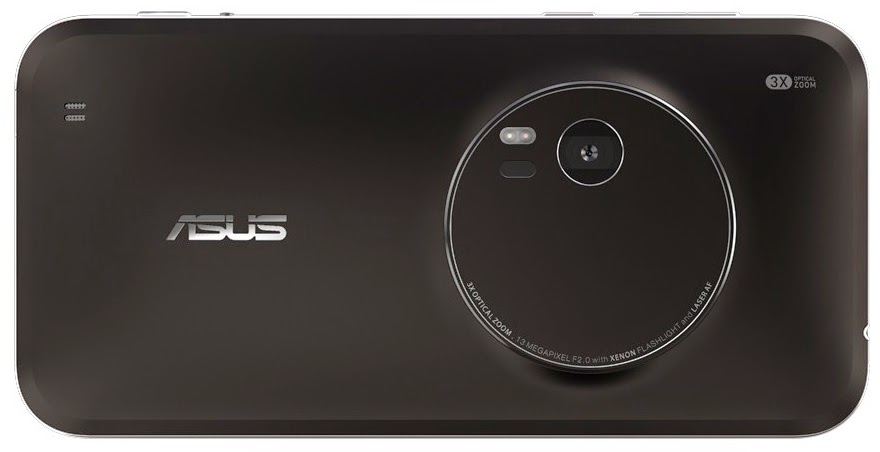 Asus ZenFone Zoom, Full featured Camera Equipped OIS + 4GB Ram