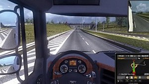 NO Speed Limit - Euro Truck Simulator 2 mod