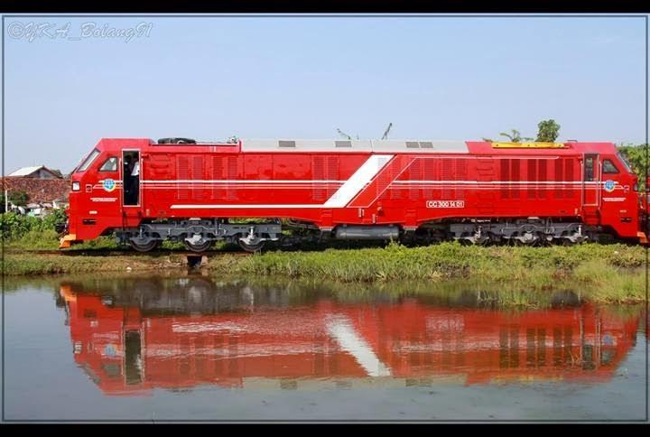... kereta api terbesar di asia tenggara pt industri kereta api inka yang