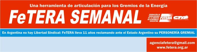 FeTERA SEMANAL /agenciafetera@gmail.com