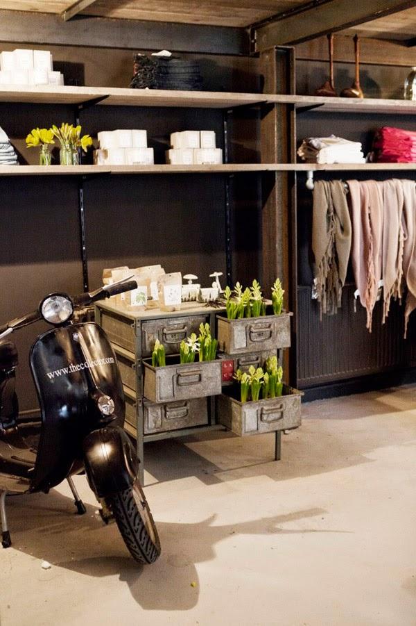 Decoracion Industrial Tienda ~ de shopping con aire industrial ? Let s go shopping, industrial