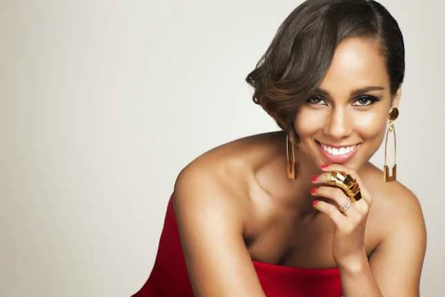 Alicia Keys biography