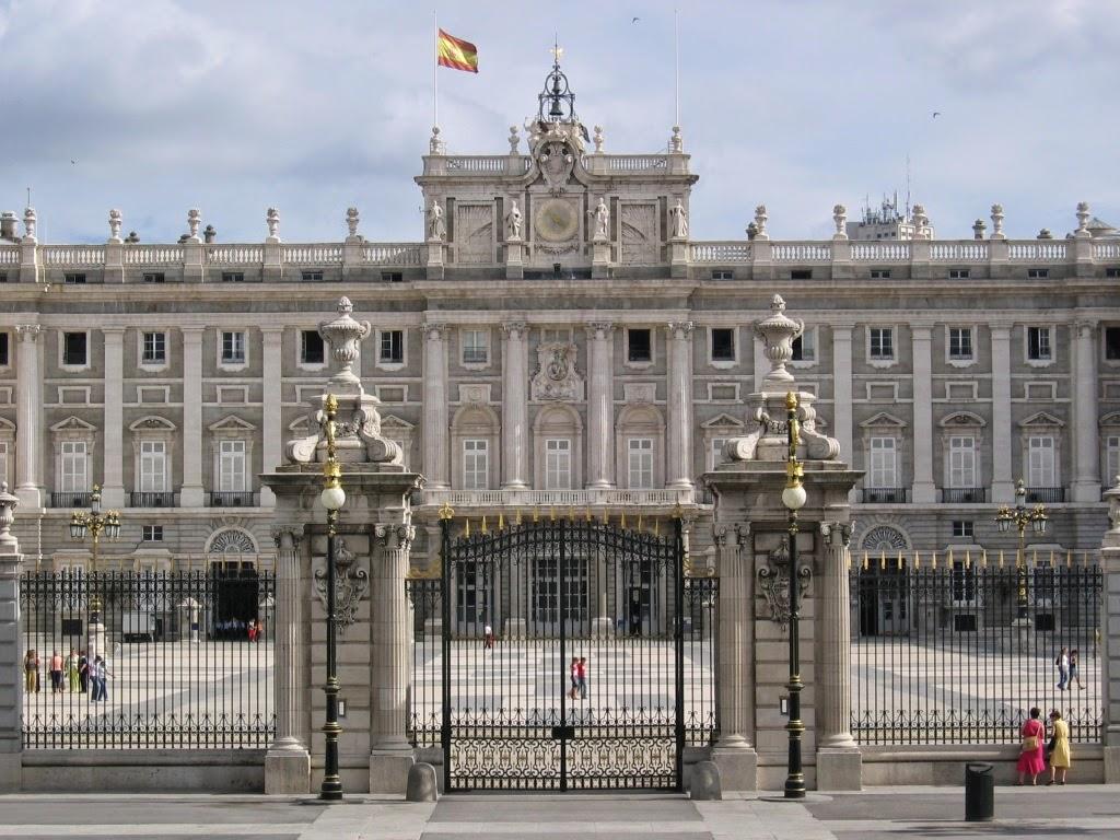 El Palacio Real de Madrid