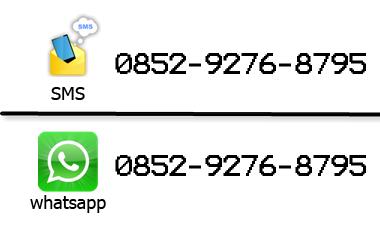 kontak, whatsapp, sms