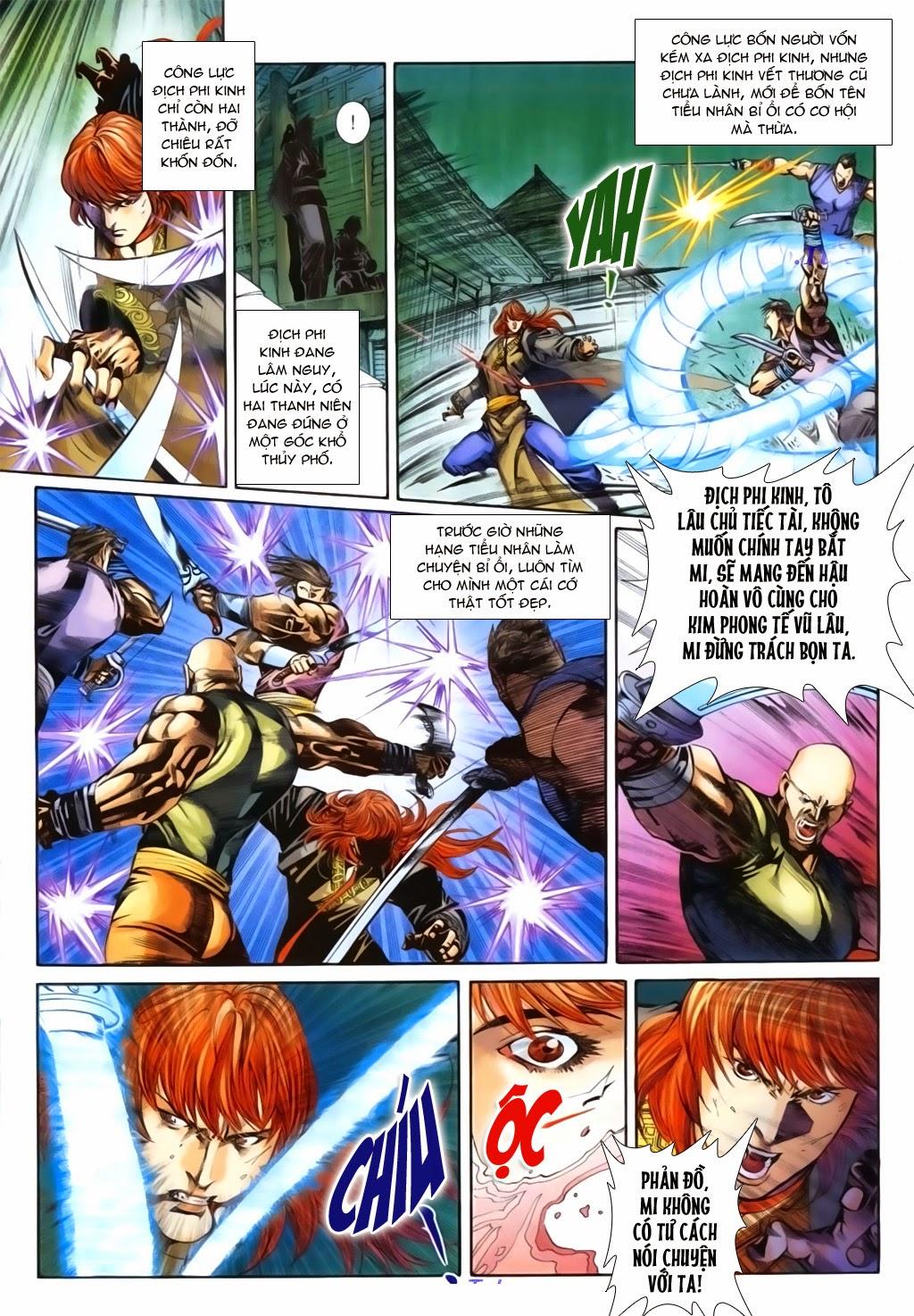 Thuyết Anh Hùng Thùy Thị Anh Hùng chap 16 Trang 27 - Mangak.info