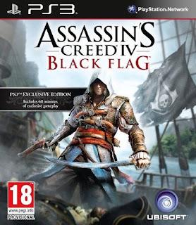 Download - Assassins Creed IV Black Flag - PS3 - [Torrent]