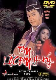 Phim Tân Lộc Đỉnh Ký 2 Châu Tinh Trì