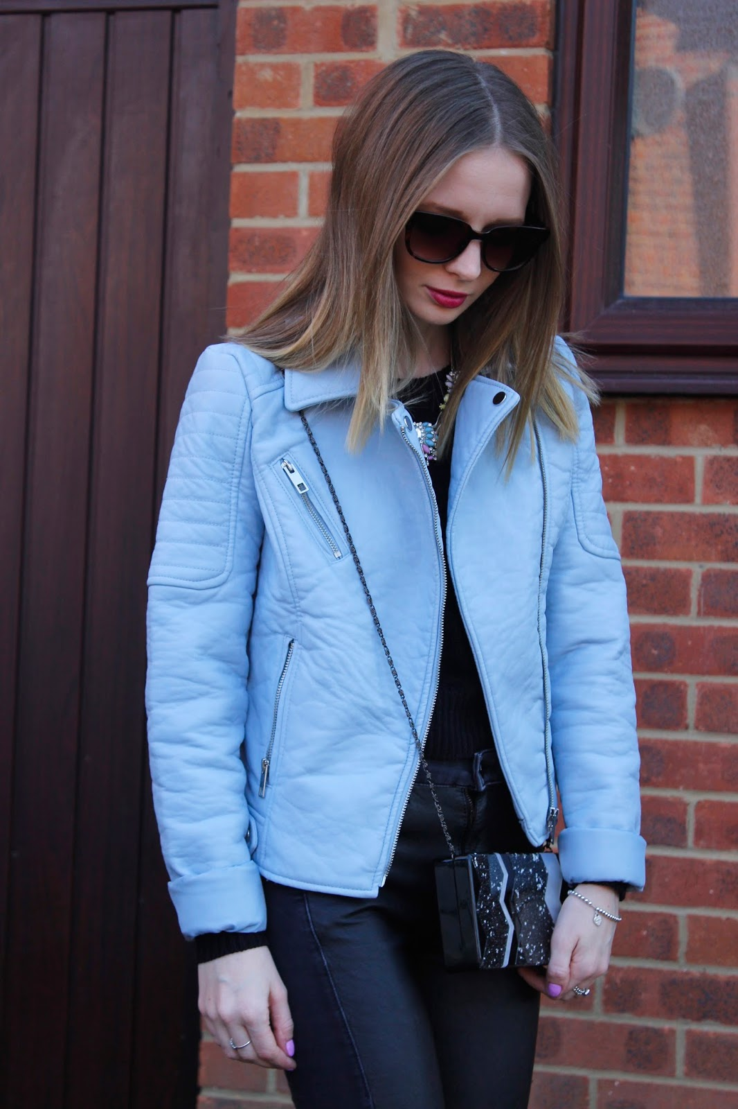 Wearing, George at Asda, H&M, Topshop, Warehouse, Forever 21