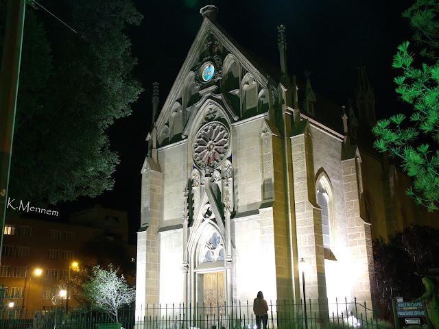 The Loretto Chapel In Santa Fe New Mexico Mennem Foto