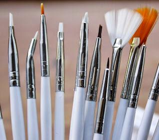 Material para nail art