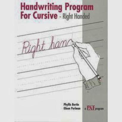 Handwriting Program