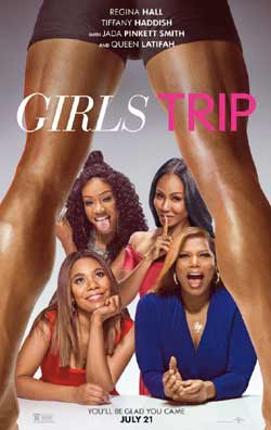 Girls Trip 2017 English Movie 800MB WEB DL 720p X264 at freedomcopy.com