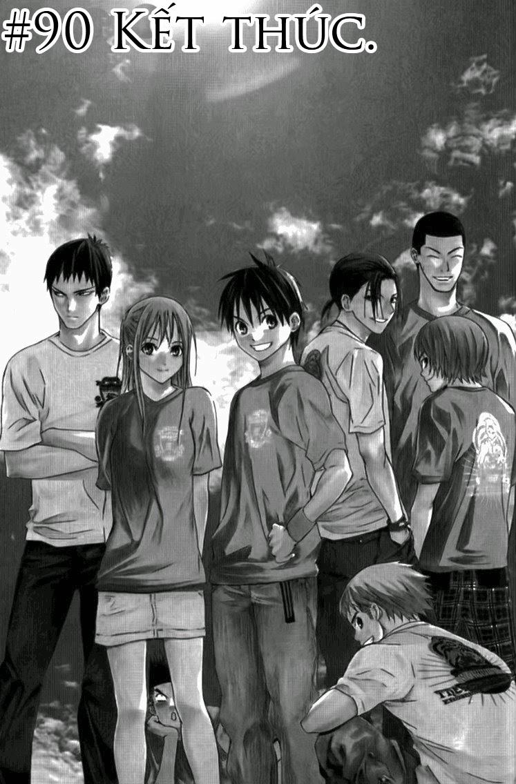 xem truyen moi - Area no Kishi - Chapter 90