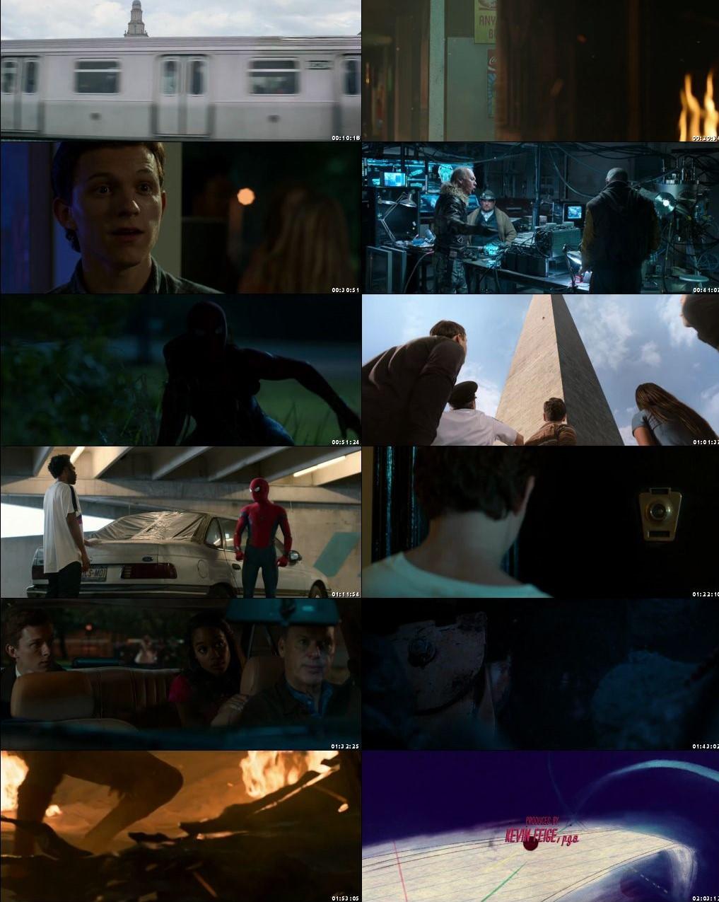 Spider Man Homecoming 2017 Screenshot