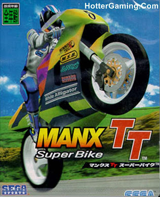 Free Download MANX TT Super Bike Pc Game Cover Photo
