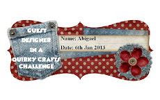 Guest Designer Team 6th january 2013