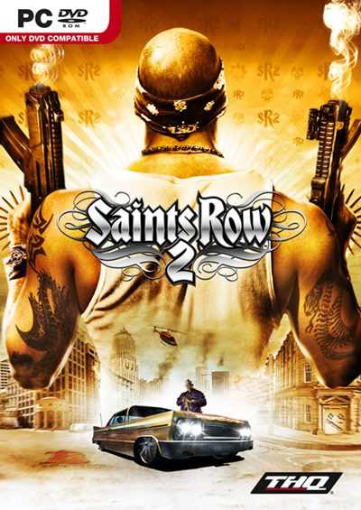 Saints Row 2 PC Full Español Descargar [Repack] DVD5 2009