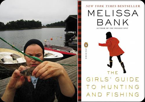 Kujerruksia melissa bank the girls 39 guide to hunting and for The girls guide to hunting and fishing