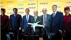 """Qatar Airways celebra """"L'anno della flotta"""" con il nuovo A350"""