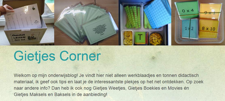 Gietjes Corner