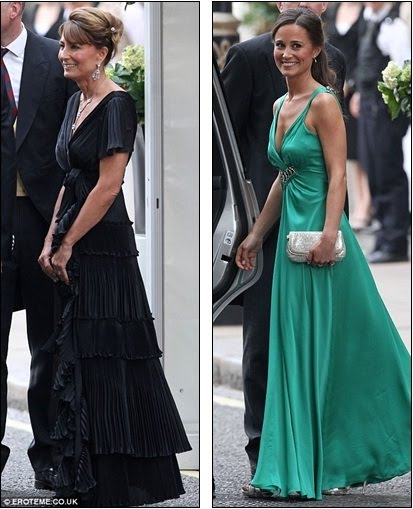 Its Party Time Kate And William Leave Clarence House For Wedding
