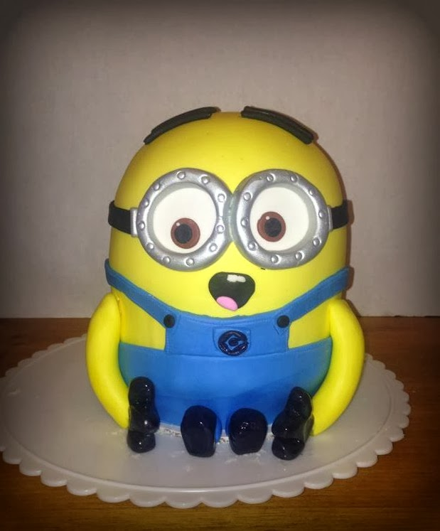 My World Minion Dave Has Arrived
