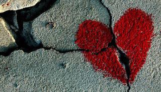 heartbreak atas jalan