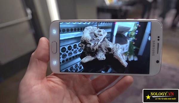So sánh chi tiết HTC One M9 và Samsung Galaxy S6.