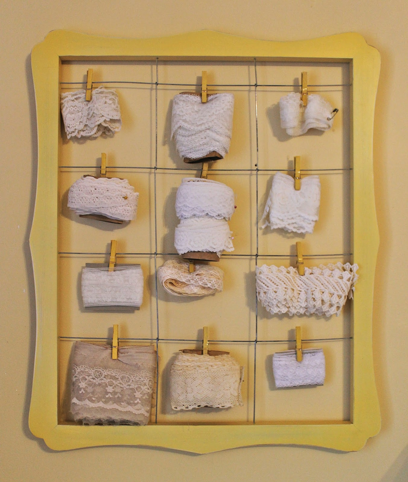Pretti Mini Blog: 10 Ways to Organize Your Craft Room or Work Space