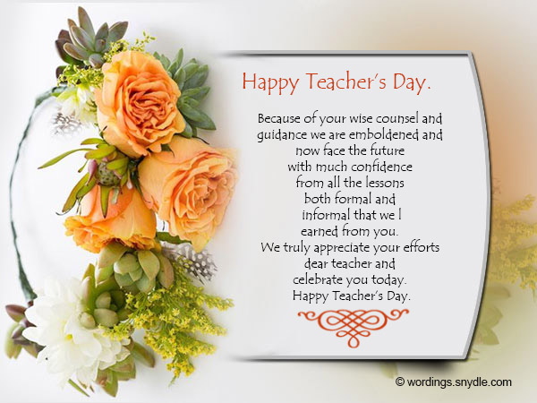 essay about teachers day tagalog Check out our top free essays on essay on teachers day to help you write your own essay.