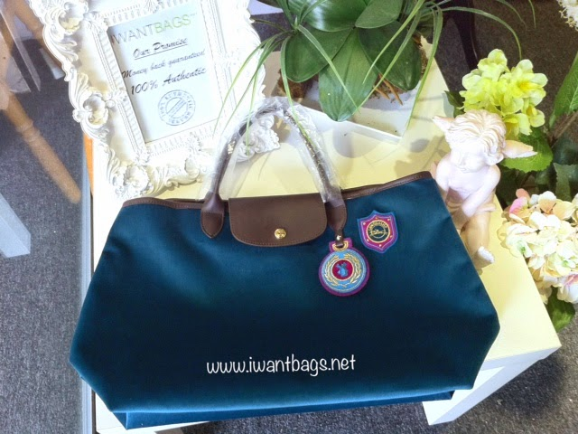 Longchamp Funtaisy Cabas (Limited edition)-Duck