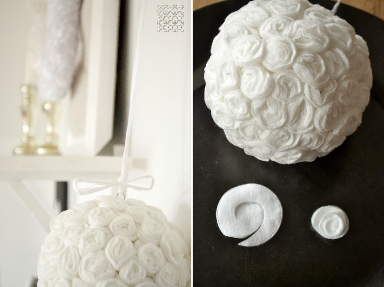 DIY Decoration balls