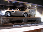 James Bond Car Collection: The World Is Not Enough