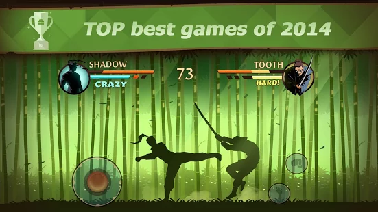 Shadow Fight 2 Apk Data