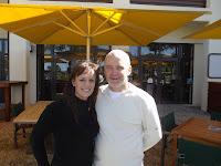 Sarah and Steve Shields