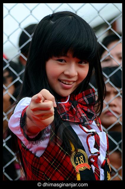 Cindy Yuvia JKT48 ( Cinvia JKT48  Team KIII )
