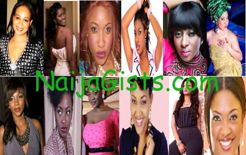 top 10 most beautiful nigerian nollywood actresses