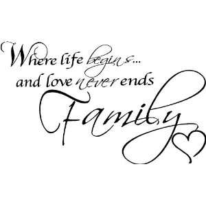 family wall quotes family quotes wall words home