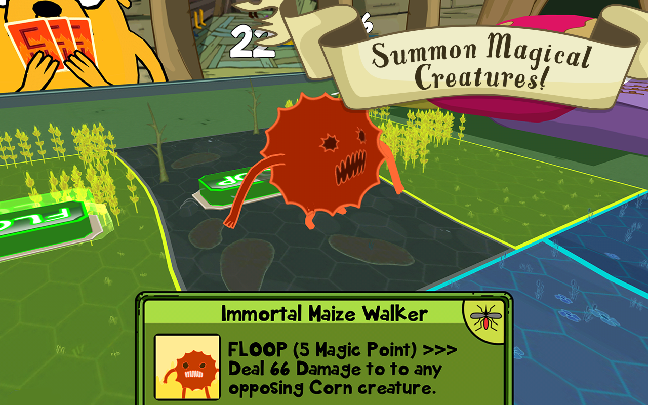 Card Wars Adventure Time full apk