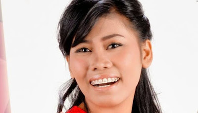 Profil Evi Masamba, 3 Besar D' Academy Indosiar